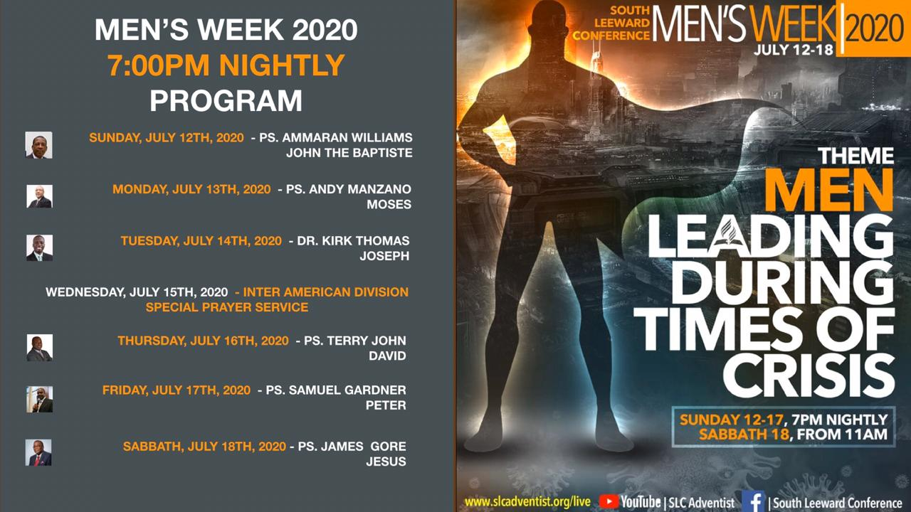 Men's Week - TN2